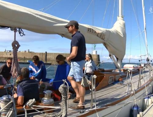 60 bateaux réunis pour la 22e édition de la Noirmoutier classic