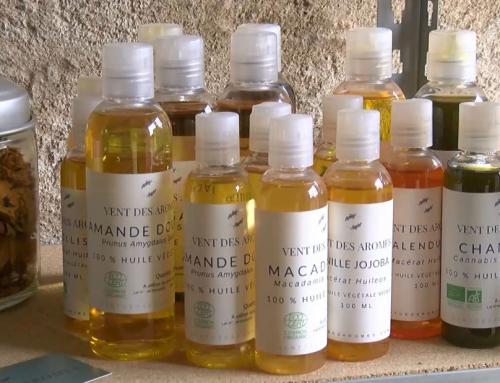 Rencontre : Pierre Daviet, producteur d'huiles essentielles