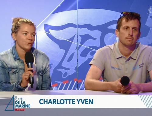 Charlotte Yven, Tom Dolan et Xavier Macaire – Café de la Marine