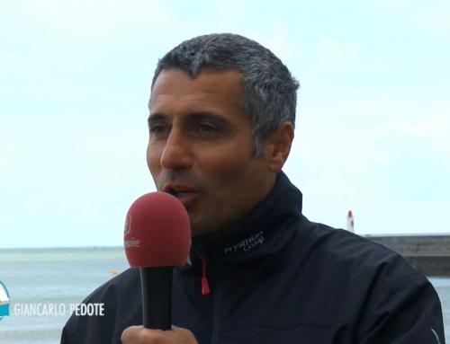 Giancarlo Pedote – Mon Vendée Globe