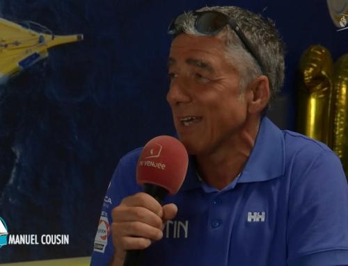 Manuel Cousin – Mon Vendée Globe