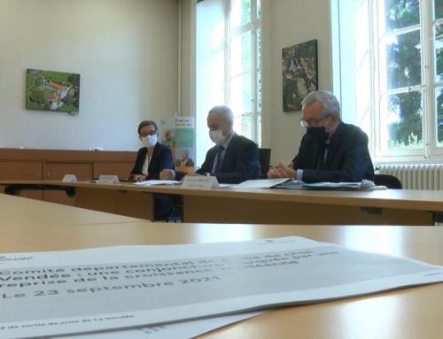 Le Préfet annonce la création d'un comité départemental de sortie de crise