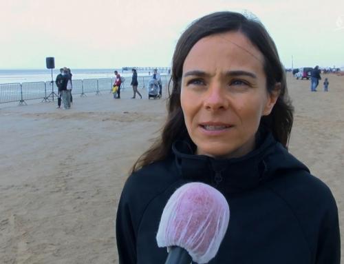 Caval'océane : la plage de Saint-Jean-de-Monts transformée en hippdrome le temps d'une marée