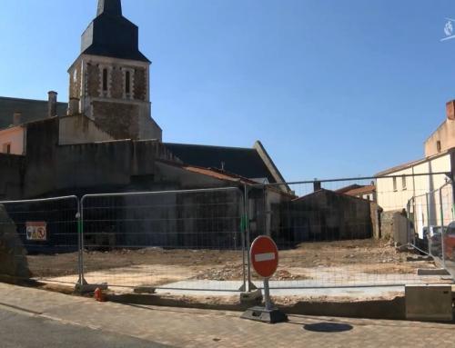 Le patrimoine du bourg d'Olonne-sur-Mer se dévoile