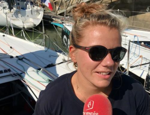 Retour sur la Solitaire le Figaro pour le Team Vendée formation