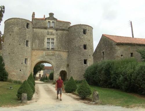 Patrimoine : le château de la Cressonnière se prépare