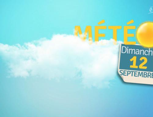 La météo du 12 septembre 2021