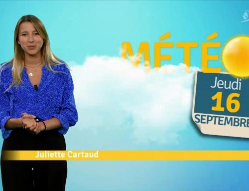 La météo du 16 septembre 2021
