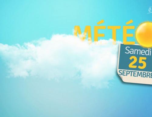 La météo du 25 septembre 2021