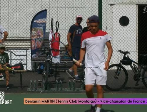 Benjamin MARTIN – Tennis – Tennis
