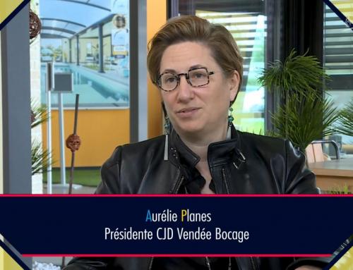 Aurélie Planes – Présidente CJD Vendée Bocage