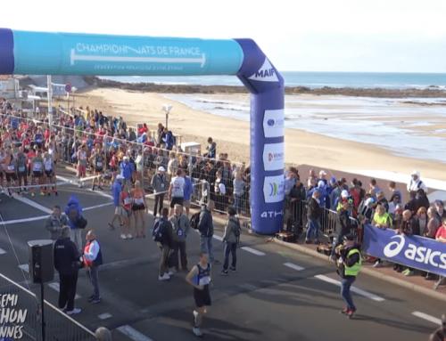 Le Semi-Marathon des Olonnes 2021