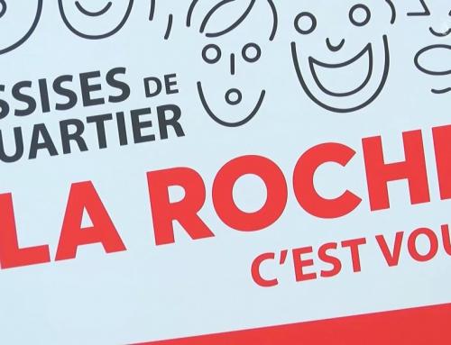 Des assises pour imaginer La Roche-sur-Yon demain