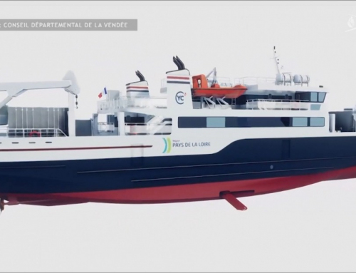 Insula Oya III : présentation du nouveau navire de yeu Continent
