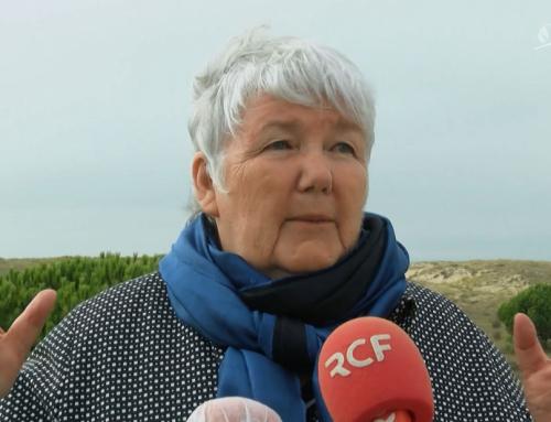 En déplacement en Vendée, Jacqueline Gourault évoque les VTA