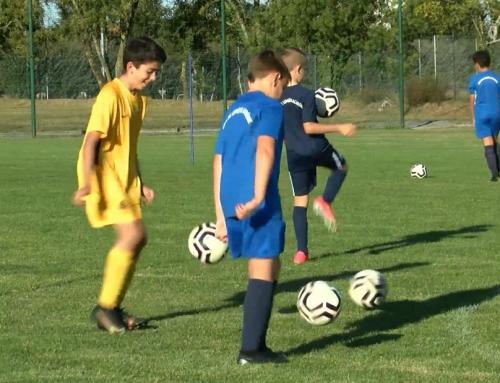 Avec la Foot académie, sport et devoirs à la sortie du collège