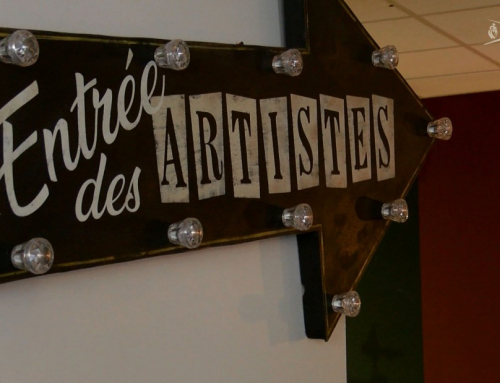 Une nouvelle résidence d'artistes herbretaise : La Quincaillerie