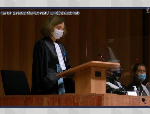 La Roche-sur-Yon : les tribunaux font leur rentrée