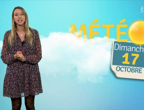 La météo du 17 octobre 2021