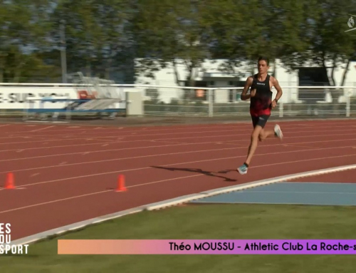 Théo MOUSSU – Athlétisme