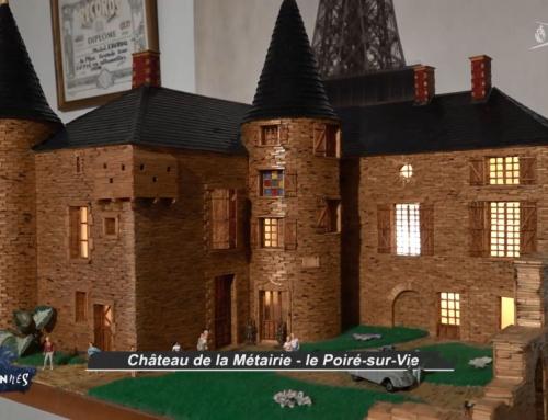 Des monuments en alumettes pour Michel Favrou