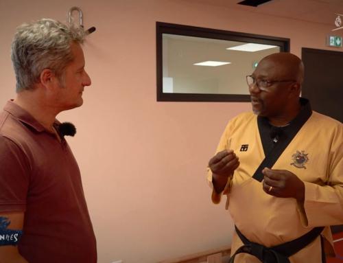 Le Taekwondo, une école de vie pour Samuel Dadie