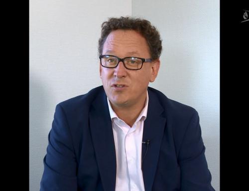 François Blanchet, Président de la Communauté de Communes  du Pays de Saint Gilles Croix-de-Vie