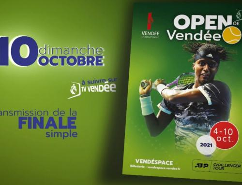 Bande annonce Open de tennis de Vendée