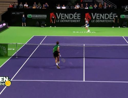 Jour 4 – Jeudi 07/10 – Open de tennis de Vendée